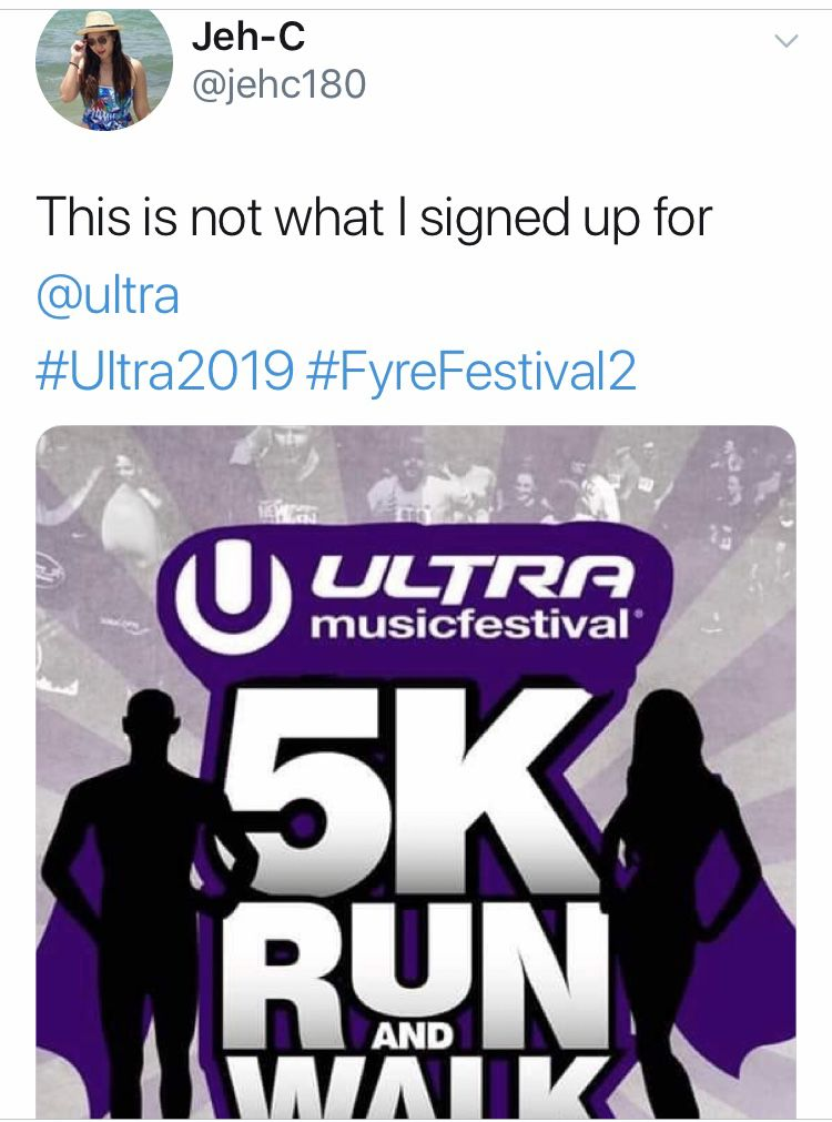 End to Ultra Day 1 - Twitter reaction 4.jpg