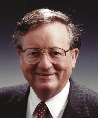 Richard F. McGill, an international business success story and all around nice guy, dies at 91