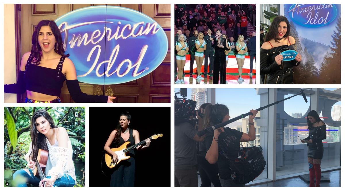 Isa Peña - KB's American Idol