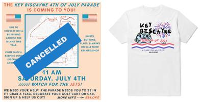 July 4th caravan is cancelled