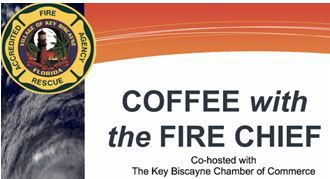 Coffee with KBPD Eric Chief