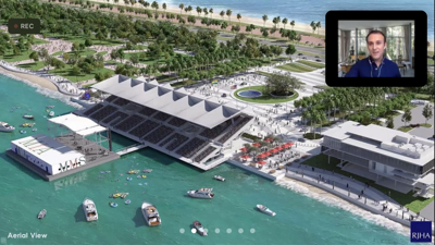 Marine Stadium rehab effort a  celebration of Cuban architecture