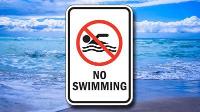 Swimming advisory