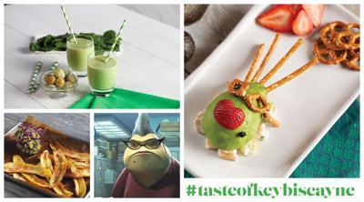 #tasteofkeybiscayne Scary Good treats!