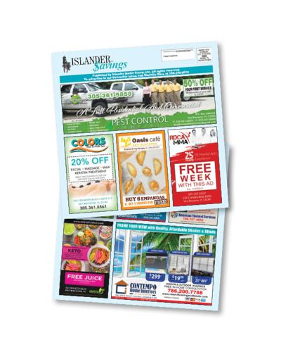 Islander Savings in your mail box