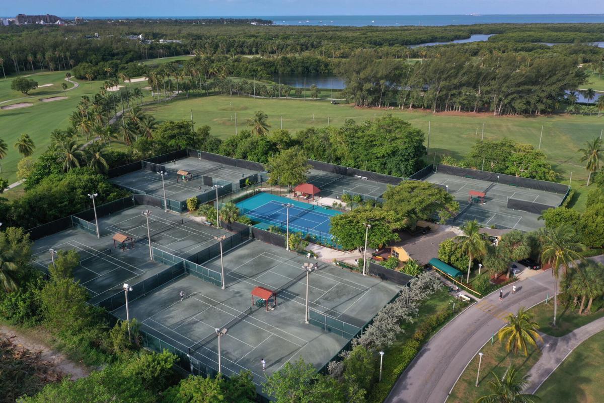 All Island Tennis Tournament