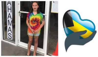 Mia Davey invites KB to donate