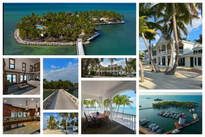 Private Island in the Florida Keys Sells for a record $11 Million