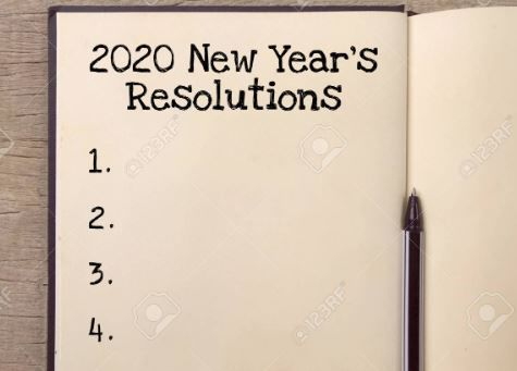 2020 New Years Resolutions