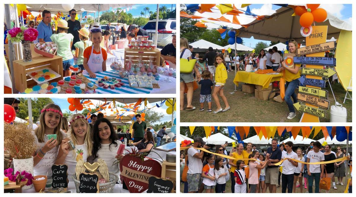 2nd annual Key Biscayne Children's Business Fair
