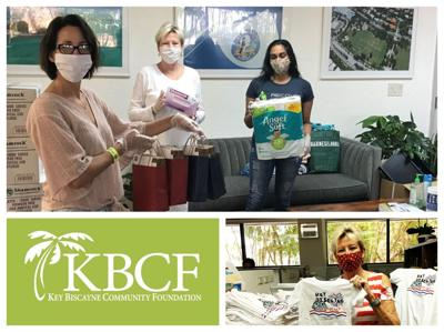 #keybisguardians - Community Foundation rises to the pandemic challenge and assists island seniors