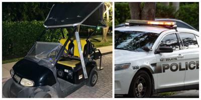KB Police make arrests in Village Green golf cart incident