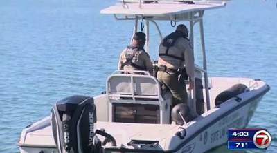 Boat collision at Bear Cut Bridge on Monday leaves 1 missing and several injured
