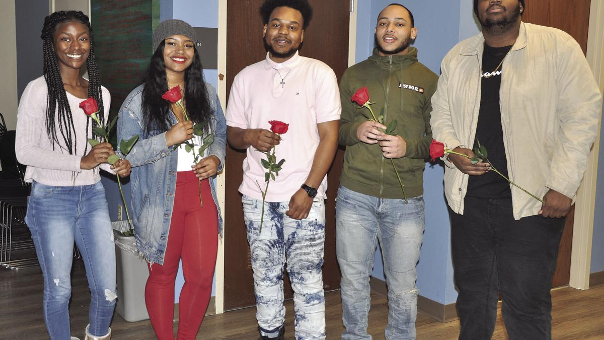 Celebrating Black Love on a Night of Affection