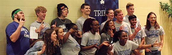 The ISU Student Rec Center celebrates tenth anniversary