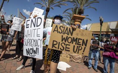 Racism towards Asians have risen