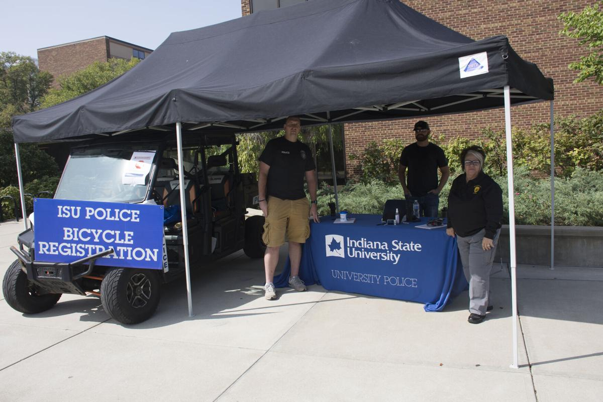 Registering your bike on campus