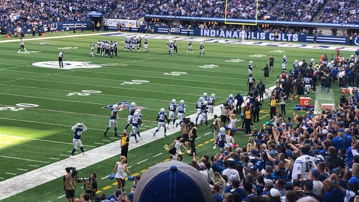 Indy Takes Control of the AFC South