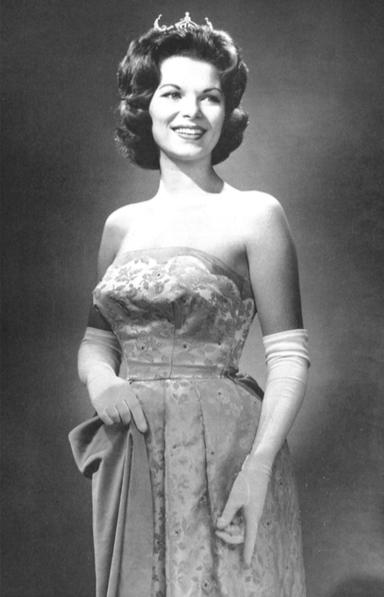 1961 Miss ISU