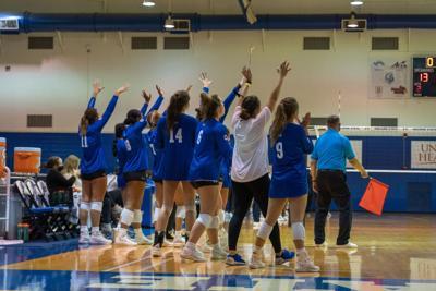 ISU volleyball enjoys 7-game win-streak before conference opener