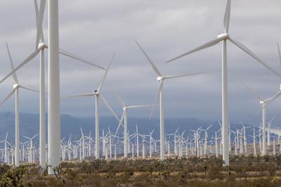 The tragedy of wind turbine blade disposal