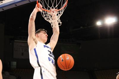 Indiana State Men's Basketball Defeats Conference No. 1 Northern Iowa, 67-64