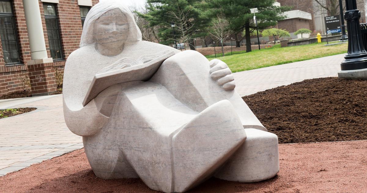 Reeves Hall Sculpture