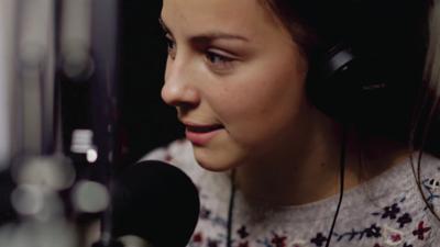 Meet Abi Scharton, a first-year student and DJ at WZIS.jpg