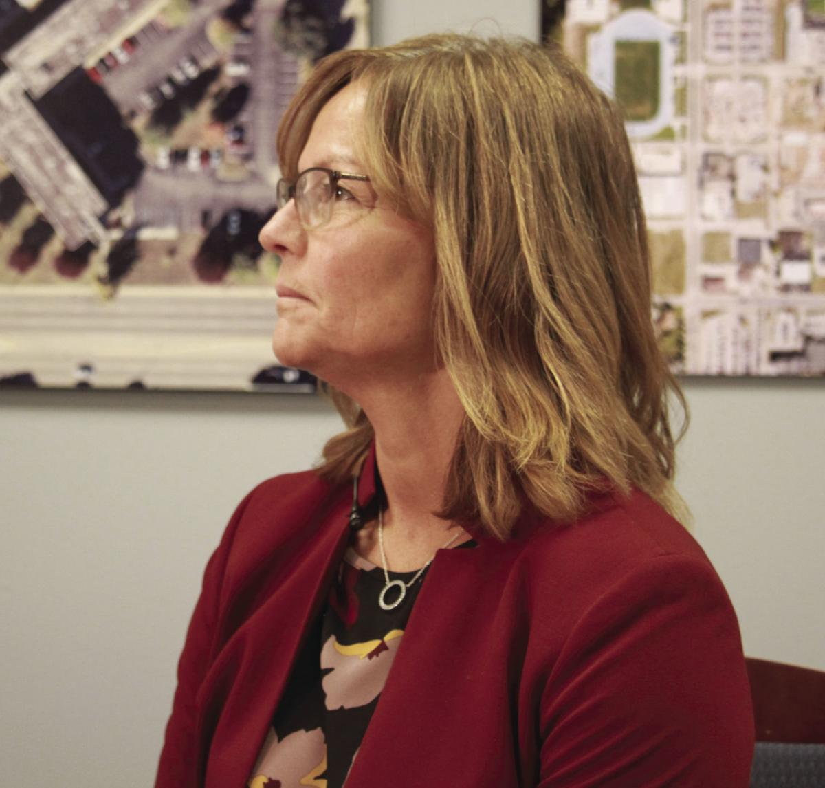 ISU welcomes first female police chief