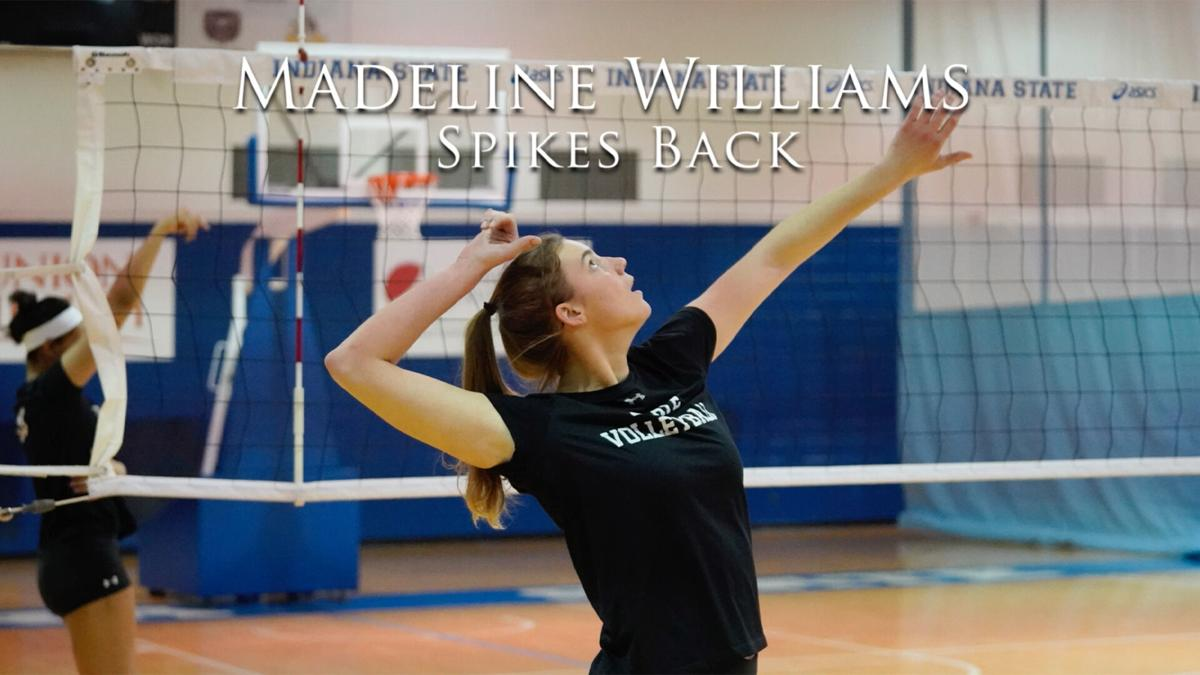Madeline Williams Spikes Back