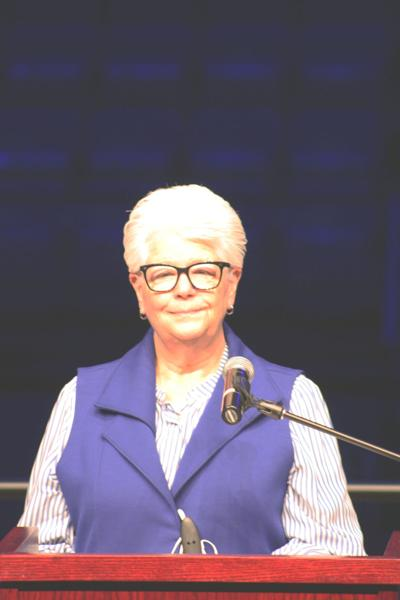 President Curtis calls upon new era of ISU