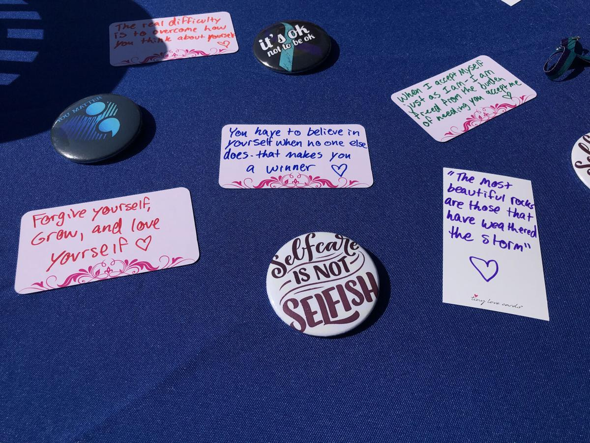 Suicide Prevention: ISU offers resources to bring awareness to mental health issues