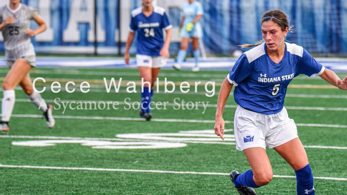 CeCe Wahlberg: A Sycamore Soccer Story