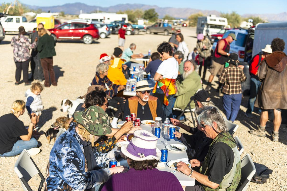 Local Ministry Feeds More Than 300 Slab City Residents Local News Ivpressonline Com