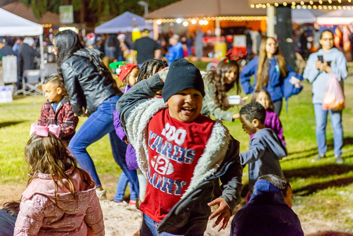 Calipatria's Christmas in the Dark gets more wattage
