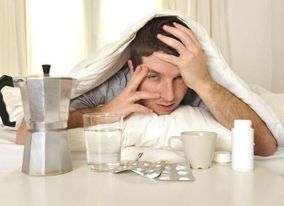 After New Year's Eve: Top 10 hangover cures