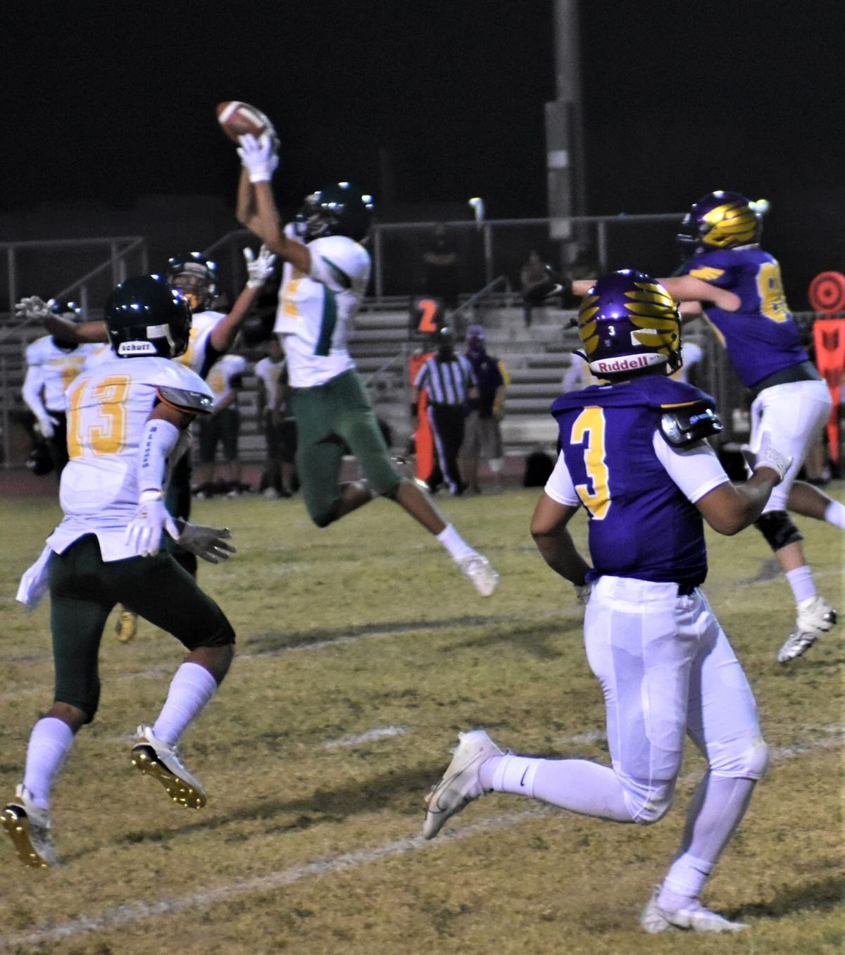 Palo Verde blows out Southwest, 42-0