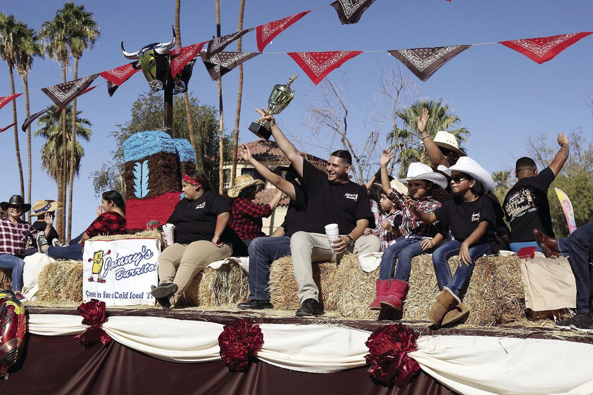 Cattle Call Rodeo Parade: A cross-generation homecoming