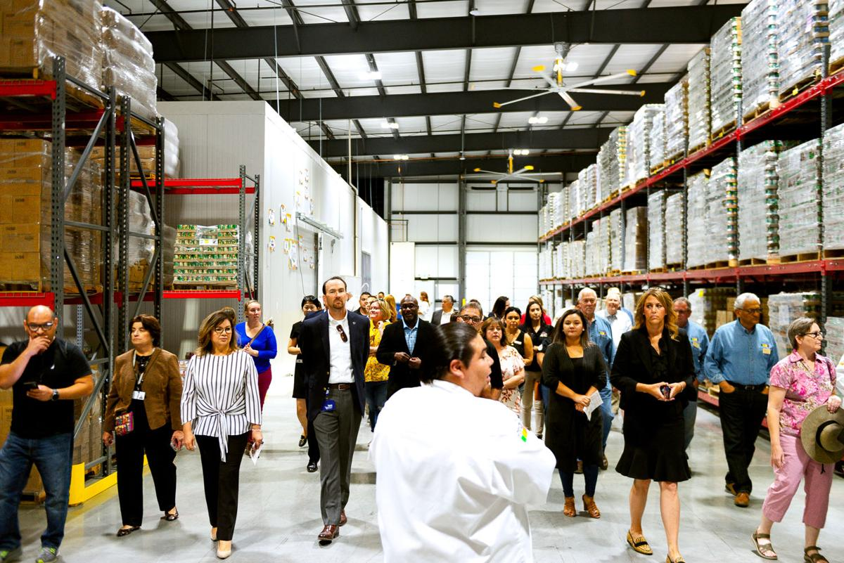 IVFB unveils new $6.5 million facility to the public