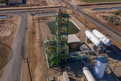 Oberon Fuels plant begins commercial production