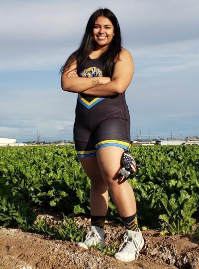 BUHS' Barra to wrestle at Davenport University