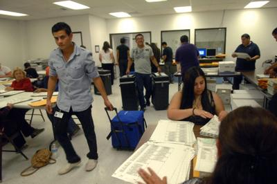 Imperial County Election's Office completes transition to new voter registration system