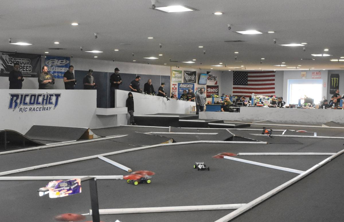 Lofton, R/C racing highlight grand opening event