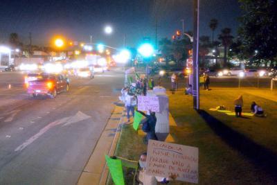 Protestors speak out against two council votes