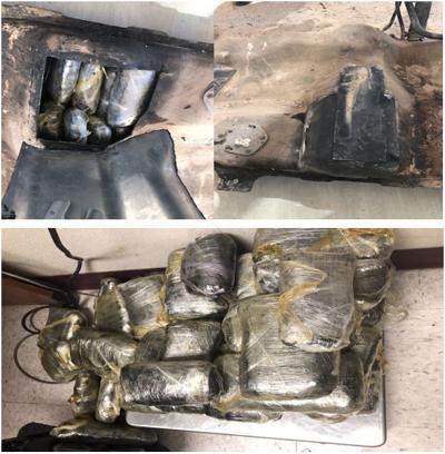 VALLEY BRIEFS: Meth found in fuel tank in Salton City