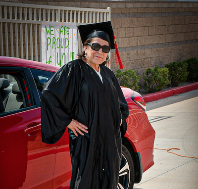 Diploma just one goal for El Centro woman, 65