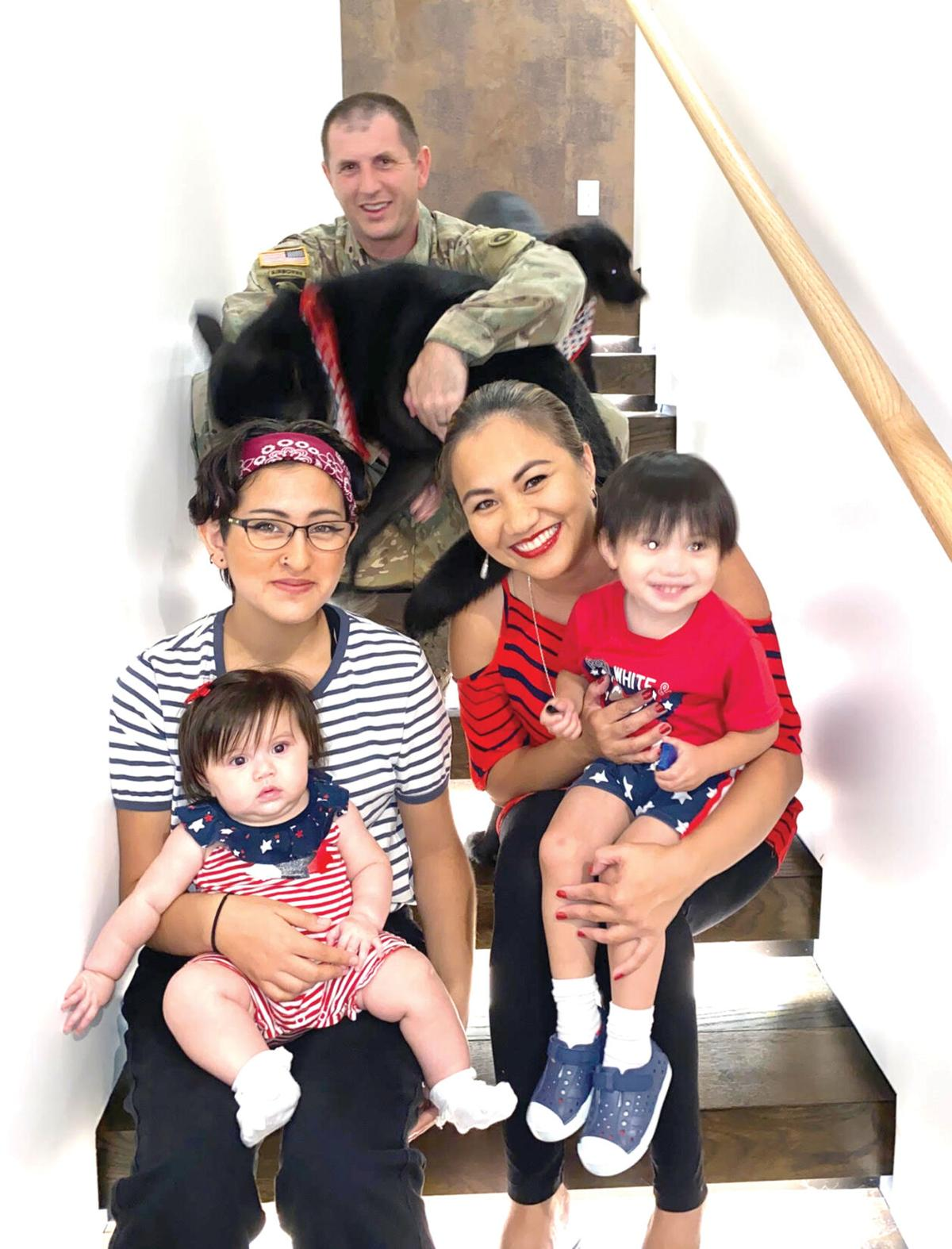 Stay-at-home mom and entrepreneur Jhoselyn Ramirez-Strait probably can't do it all, but she can do a lot