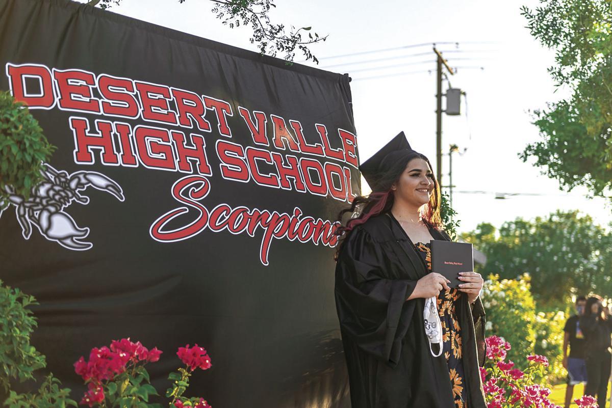 Desert Valley graduates its Class of 2020