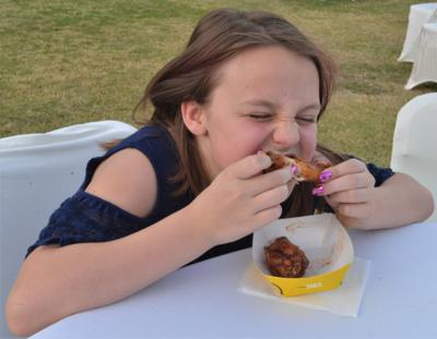 Taste of the Valley: Scholarship fundraiser benefits from good food, good weather