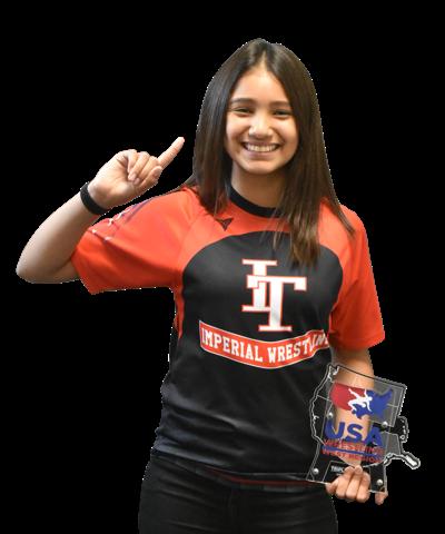 Athlete of the Week: Delarie Juarez